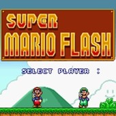 Super Mario Flash
