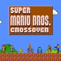 Popular Free Games,This game plays like the classic Super Mario Bros game, except that you can also choose one of the heroes from other classic NES games! Use the arrow keys and the Z to navigate the menu. When you start the game, use the arrow keys to move, the Z key to jump and X to shoot or use your character's weapon. Press S to use a special ability (depending on which character you select).