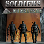 Soldiers Bubblebox
