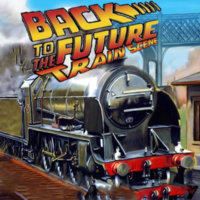 Back To The Future Train Scene