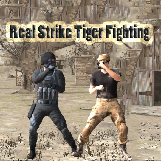 Real Strike Tiger Fighting