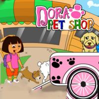 Dora: Pet Shop