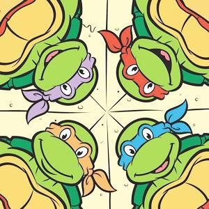 Ninja Turtle Games