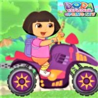 Dora: The Explorer Spring Atv