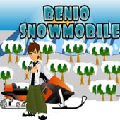 Ben 10 Snowmobile