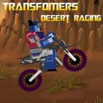 Transformers Desert Race