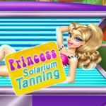 Princess Solarium Tanning
