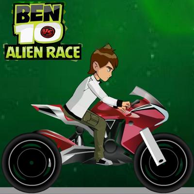 Ben 10 Vs Alien Race