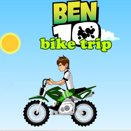Ben 10 Bike Trip