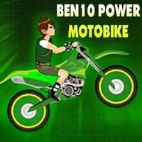 Ben 10 Power Motorbike