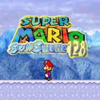 Super Mario Sunshine 128