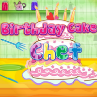 Birthday Cake Chef