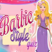Barbie Style Quiz