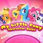 My Little Pony Character Quiz