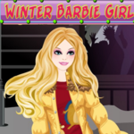 Winter Barbie Girl