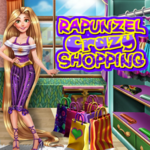 Rapunzel Crazy Shopping