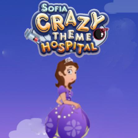 Sofia Crazy Theme Hospital