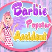Barbie Popstar Accident