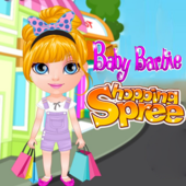 Baby Barbie Shopping Spree