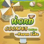 Word Cookies Online Farm Life