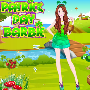 Patrick Day Barbie