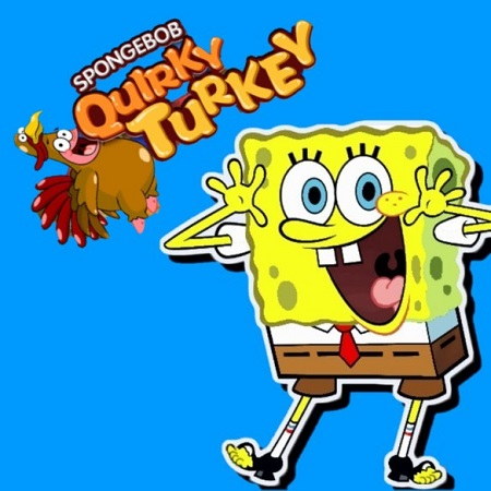 Spongebob: Quirky Turkey