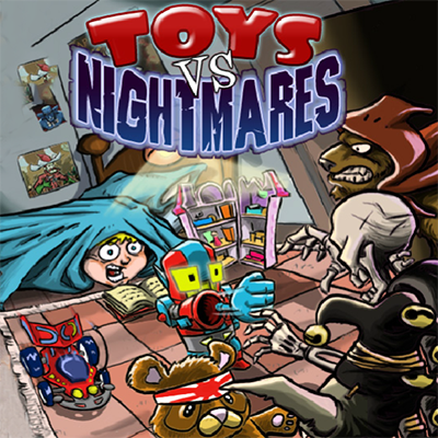 Toys Vs Nightmares