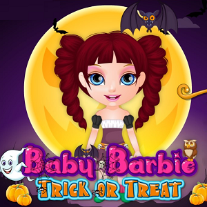 Baby Barbie Trick or Treat
