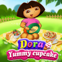 Dora: Yummy Cupcake