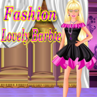 Lovely Barbie Fashion
