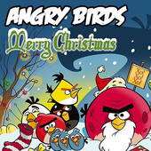 Angry Birds Merry Christmas