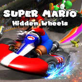Super Mario Hidden Wheels