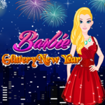 Barbie Glittery New Year