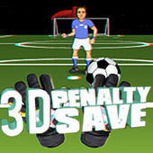3D Penalty Save