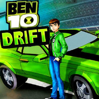 Spiele-Trends,Ben Tennyson has gained the opportunity to learn drift on a professional racing track. Train your skills on the wheel with this hero, skidding in all the curves and destroying the indicated objects.