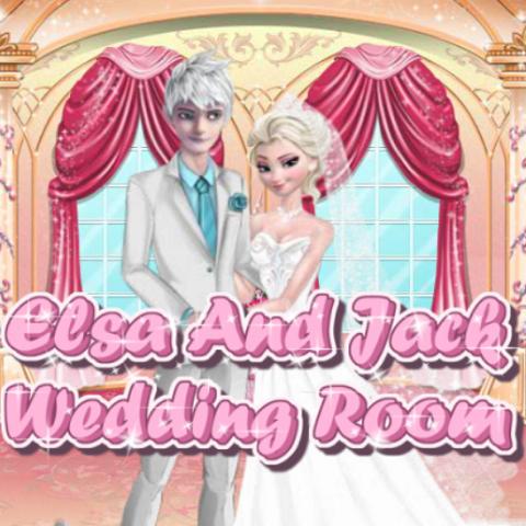 Elsa And Jack Wedding Room