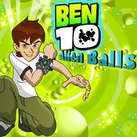 Ben 10 Alien Balls