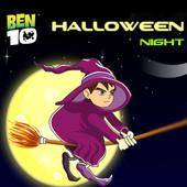 Ben 10 Halloween Night