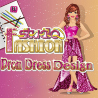 Studio Fashion: Prom Dress Design