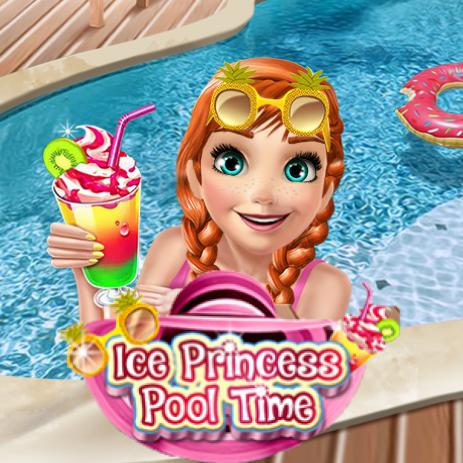 Ice Princess: Pool Time