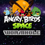 Angry Birds Wormhole
