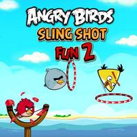 Angry Birds Sling Shot Fun 2