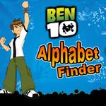 Ben 10 Alphabet Finder