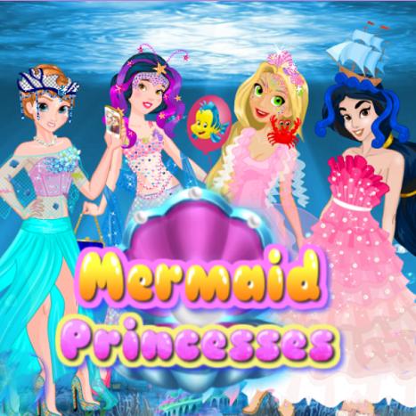 Mermaid Princesses