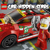 Lego: Car Hidden Stars