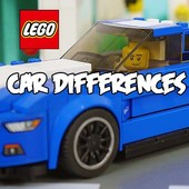 Lego: Car Differences