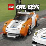 Lego: Car Keys