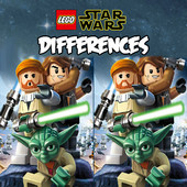 Lego: Star Wars Differences