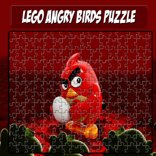 Lego: Angry Birds Puzzle