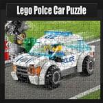 Lego: Police Car Puzzle